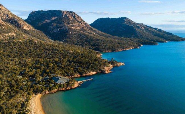 Evasione nel lusso tra South Australia e Tasmania