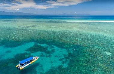 DAY 10: THE GREAT BARRIER REEF