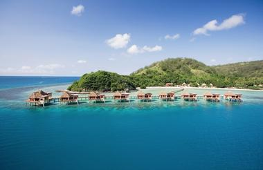 Relax with luxury in Fiji