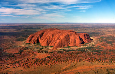 DAY 7: AYERS ROCK