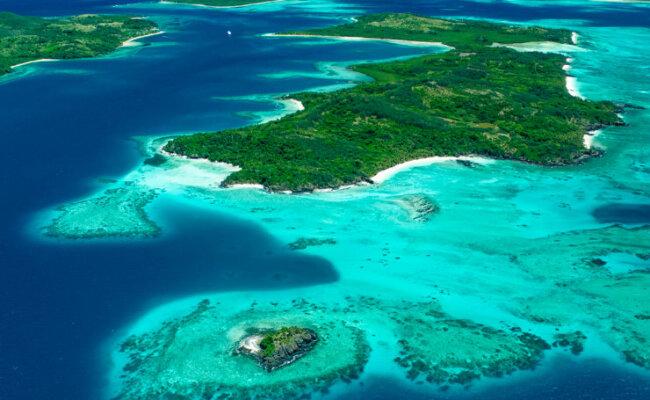 Relax con lusso alle Fiji