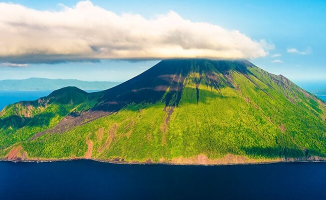 The volcanoes of Vanuatu